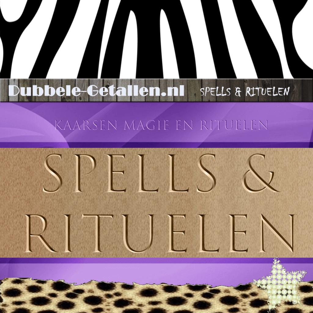 Spells & Rituelen Dubbele-Getallen.nl