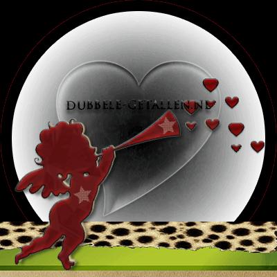 Liefdes Getallen, Hartje, Cupido, Dubbele-Getallen