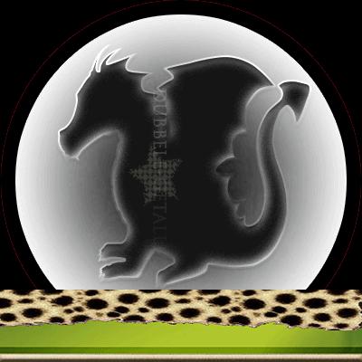 Draken en hun betekenis, Dubbele-getallen, zwarte draak