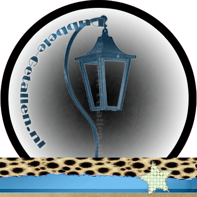 Geesten lamp Dubbele-Getallen.nl