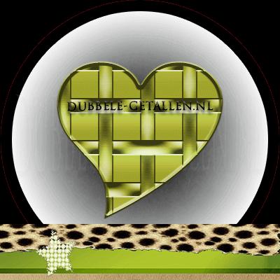 Gouden hart, liefdes getallen, Dubbele-getallen, Nummer 1