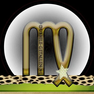 Sterrenbeeld maagd, nummer 77, Dubbele-Getallen