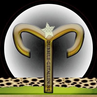 Sterrenbeeld ram, nummer 30, Dubbele-Getallen