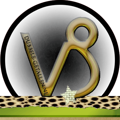Sterrenbeeld steenbok, nummer 88, Dubbele-Getallen