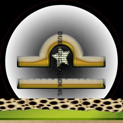 Sterrenbeeld Weegschaal Nummer 44 Dubbele-Getallen