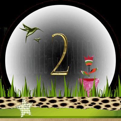 Huisnummer 2, Dubbele-getallen