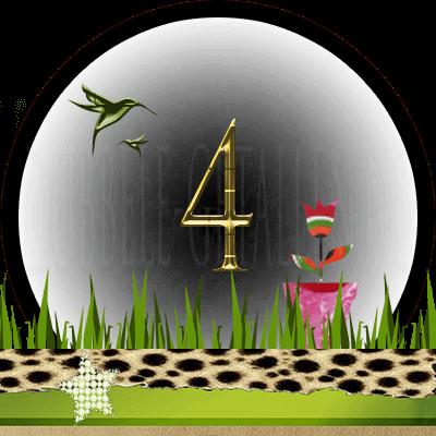 Huisnummer 4, Dubbele-getallen