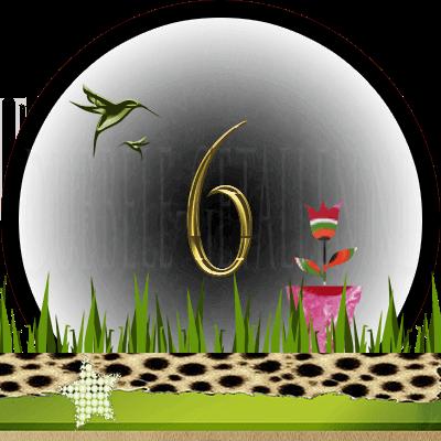 Huisnummer 6, Dubbele-getallen