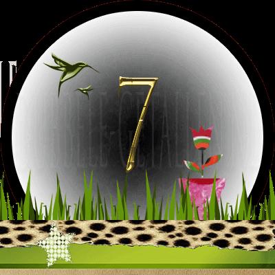 Huisnummer 7, Dubbele-getallen