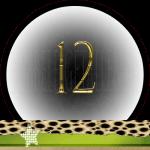 Nummer 12 dubbele-getallen