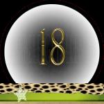 Nummer 18 dubbele-getallen