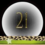 Nummer 21 dubbele-getallen