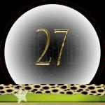 Nummer 27 dubbele-getallen