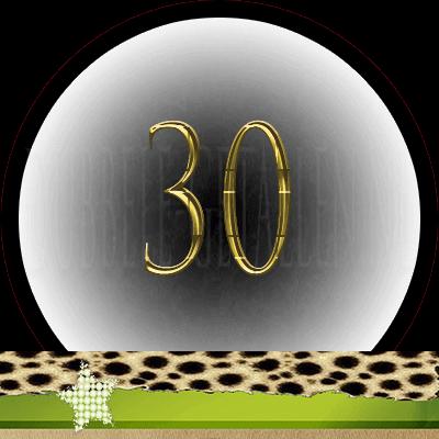 Nummer 30 Dubbele-getallen