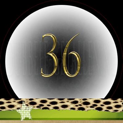 Nummer 36 dubbele-getallen
