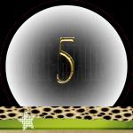 Nummer 5 dubbele-getallen